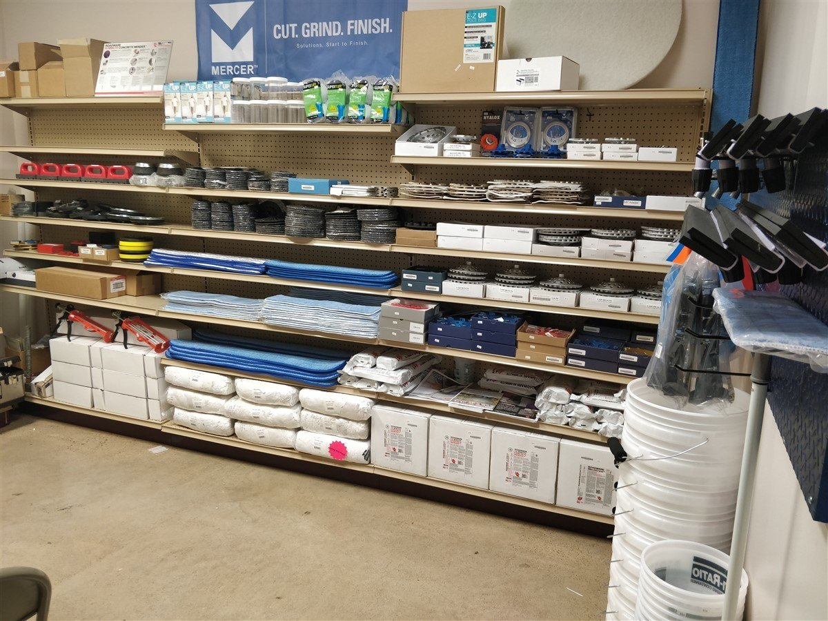 Resinous Flooring Supply Store
