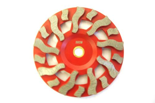"7"" Tornado Cup Wheel for Grinding"