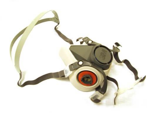 Half Face Safety Mask Respirator