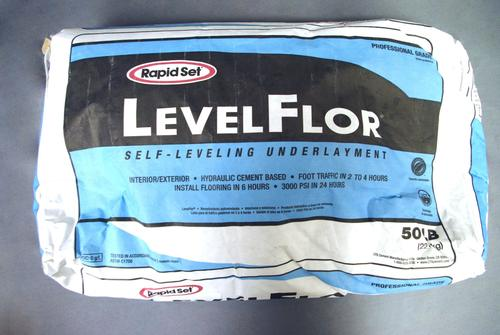 Rapid Set LevelFlor