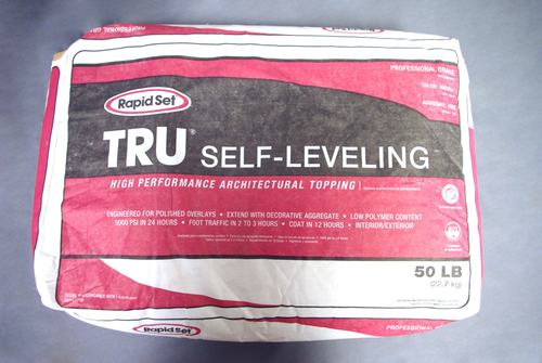 Rapid Set TRU Self-Leveling
