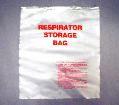 Respirator Safety Mask Storage Bag