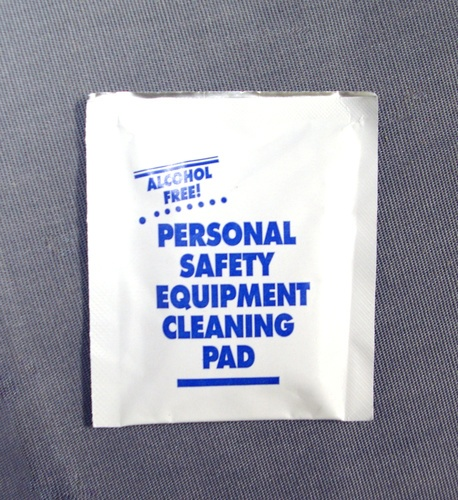 Respirator Safety Mask Cleaning Wipes