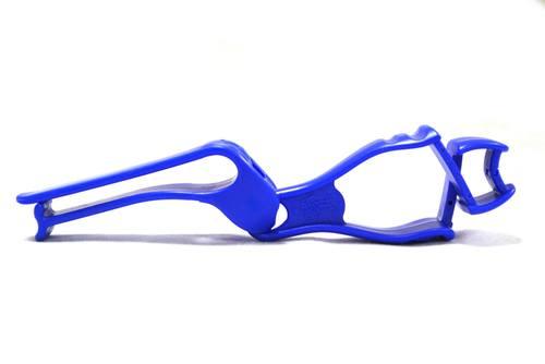 Blue Safety Glove Clips