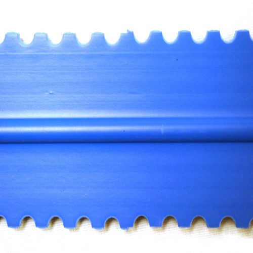 Blue Rubber Squeegees