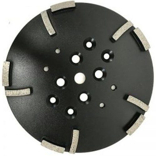"10"" Diamond Grinding Plates"