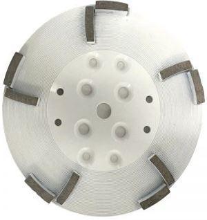 10-Segment Diamond Grinding Plate (Medium Bond)