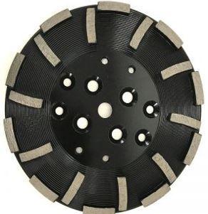 20-Segment Diamond Grinding Plate (Hard Bond)
