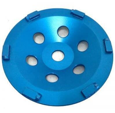 """7"""" Half Round PCD Cup Wheel for Grinding"""