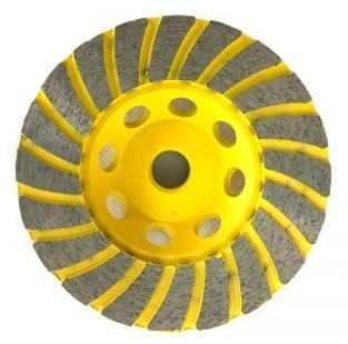 """7"""" Syntec Turbo Cup Wheel for Grinding"""