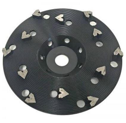 Mini Arrow-Seg Diamond Cup Wheel for Grinding