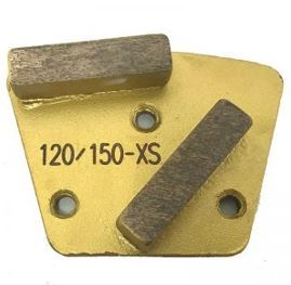 Diamond Trapezoid Bolt-On Double Bar Segment (Extreme Soft Bond)