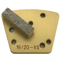 Diamond Trapezoid Bolt-On Single Bar Segment (Extreme Soft Bond)