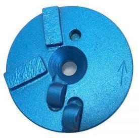 Grinding Plugs & Pucks: PCD Half Round Puck