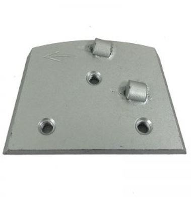 Alternative to Edco, Lavina, and Onfloor Parts: Slim Fit Double Quarter Round PCD