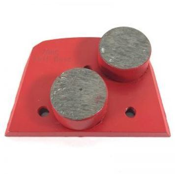 Alternative to Edco, Lavina, and Onfloor Parts: Slim Fit Double Round Button (Soft Bond)