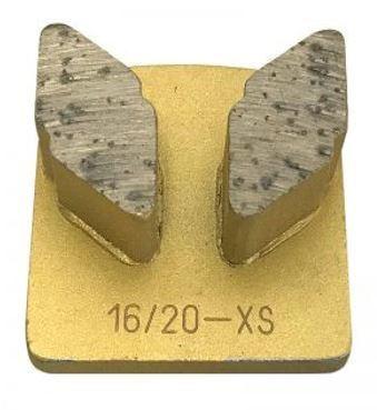 Scanmaskin Type Double Diamond Segment (Extreme Soft Bond)