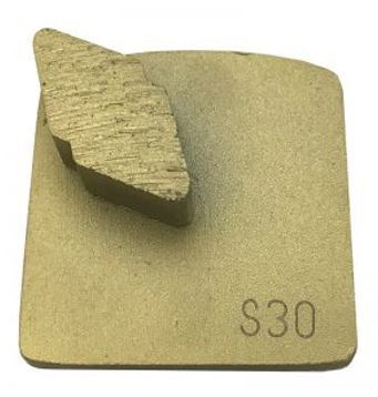 Diteq/Husqvarna Type Single Wing Segment (Soft Bond)