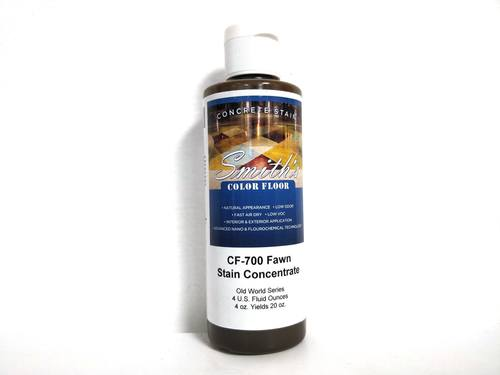 Colors for Concrete Stain: Fawn (4 Oz)