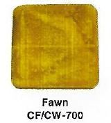 Swatch of Colors for Concrete Stain: Fawn