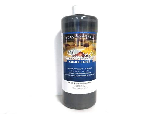 Colors for Concrete Stain: Gray (1 Qt)