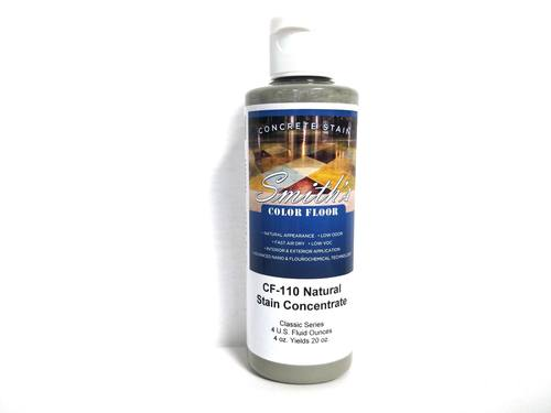 Colors for Concrete Stain: Natural (4 Oz)