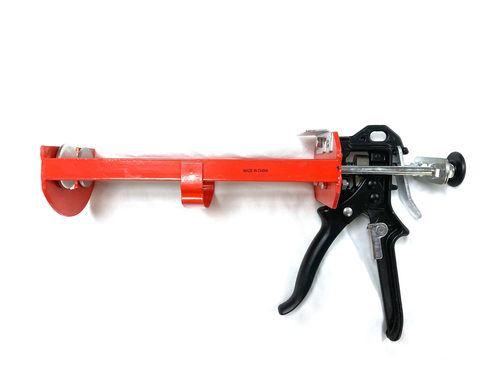 Dual-Cartridge Caulk Gun